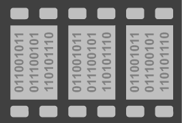 Digital film button